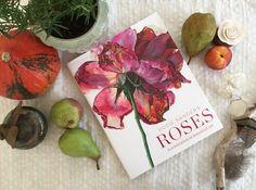 Sarah J. Loecker : Roses by Rosie Sanders- Book review Wilted Flowers, Roses Book, Sketching Techniques, Sarah J, Urban Sketching, Book Reviews, Botanical Illustration, Bookstagram, Line Drawing