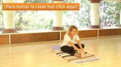 42. Hatha Yoga | Esta clase se diseñó para aliviar dolores leves de espalda. Las posturas que se realizan buscan 2 objetivos principalmente: Flexibilizar los músculos de la espalda para relajarla y reducir el estrés en esa sección y fortalecer los músculos del abdomen para soportar mejor el peso que recae en la espalda. Namaste