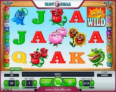 The online Flowers slot machine is a fan popular slot machine game, prepared by Netent or Net Entertainment software. The game brings up a wonderful colorful flower theme based figures and every other thing based on flora. This is a 30 paylines and 5 reels game, comes up 150 coins at maximum for a single line. http://free-slots-no-download.com/netent/7833-flowers/