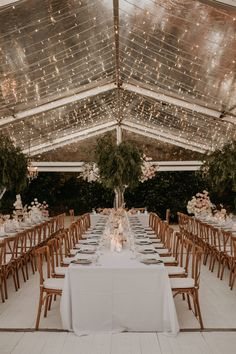 Reception goals x . Tag someone who would love this tented wedding look Wedding Goals, Wedding Themes, Wedding Events, Wedding Planning, Dream Wedding, Wedding Reception Venues, Winter Wedding Venue, Whimsical Wedding Theme, Wedding Styles