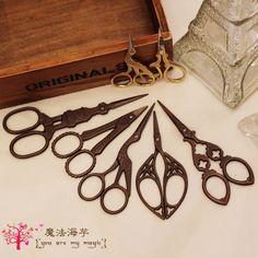 Aliexpress.com : Buy Craft vintage handmade scissors diy scissors ...
