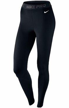 b4e5ce11531c86 Nike Pro Compression 3.0 Tights Hyperwarm Womens Running 604938 010 S #Nike  #BASELAYERTIGHTS