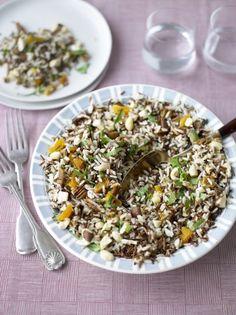 Wild rice salad - Jamie Oliver