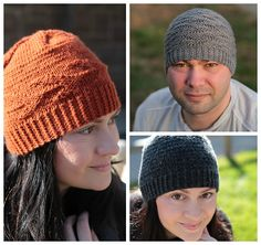 Ravelry: CrissCross Hat pattern by Lyudmyla Vayner
