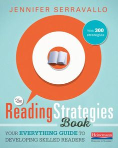 Free eBook The Reading Strategies Book: Your Everything Guide to Developing Skilled Readers Author Jennifer Serravallo The Reading Strategies Book, Reading Comprehension Strategies, Reading Goals, Writing Strategies, Reading Levels, Guided Reading, Teaching Reading, Reading Resources, Teaching Ideas