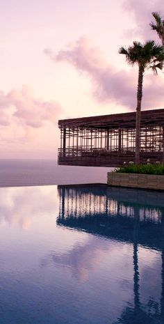 #Jetsetter Daily Moment of Zen: Alila Villas Uluwatu in #Bali, Indonesia