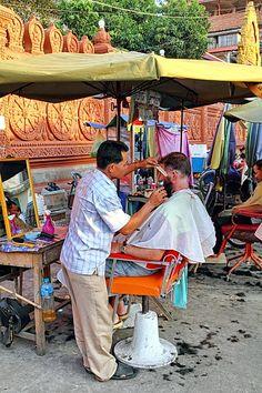 Streetlife in Phnom Penh