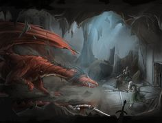Wrath of the Red Dragon by QuintusCassius.deviantart.com on @DeviantArt
