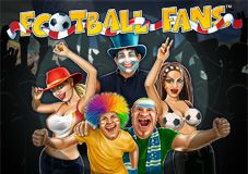 #FootballFans is an #awesome soccer slots game that will help you to capture the true spirit of what it's like to be a die-hard football fan.  This video #slots game is one of the top ones online and it has five reels, twenty pay lines and twenty-eight #winning combinations.