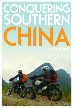 "Two seasoned Youtube vloggers bike 5000km through the weirdest and wildest back roads of southern China.   Join Winston Sterzel, ""The Original China Vlogger,""…"