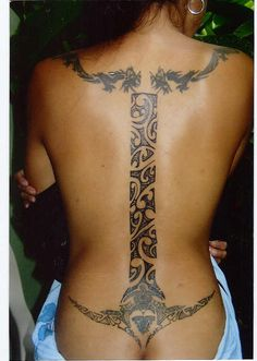 Polynesian Tattoos Hawaiian Tattoos Hawaiian Tribal Tattoo