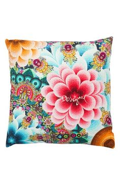 Desigual 'Mandala' Accent Pillow available at #Nordstrom