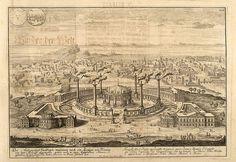 Erlach. 006- Templo de Ninive-Entwurf einer historischen Architektur 1721- © Universitätsbibliothek Heidelberg