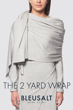 We have a 1 yard and a 3 yard, now introducing the 2 Yard Wrap. The same great wrap only 1 yard smaller available in all colors. Now there is a wrap for everyone! Classy Outfits, Chic Outfits, Beautiful Outfits, Girly Outfits, Preppy Outfits, Travel Outfits, Winter Fashion Outfits, Autumn Winter Fashion, Fall Outfits