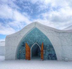 Frozen's palace