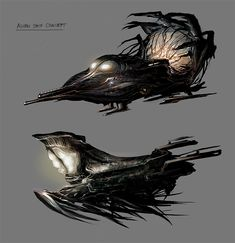 More Research Images on Sci-Fi Theme – Amy Seaman Alien Spaceship, Spaceship Design, Spaceship Concept, Alien Crafts, Ship Drawing, Drawing Faces, Sea Of Stars, Alien Ship, Research Images