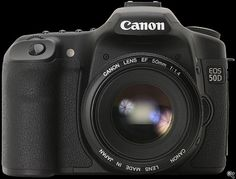 Pirate Photography's main camera body, The Canon EOS 50D. #photography #zivity