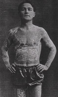 Cap Coleman: Tattooed Man Turned Tattoo Master By Carmen Nyssen This post picks…