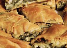 Spanakopita, Cheesesteak, Food And Drink, Pizza, Breakfast, Ethnic Recipes, Foodies, Greek, Morning Coffee