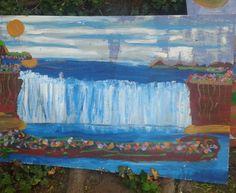 #danguidoart #natureart #waterfall #absractartist #newyorkartist #longislandartist #internationalartist #happy #newdoors #landandsea #sun #water #bellport #eastpatchogue #patchogue #bluepoint #bayport #sayville  #huntington #newyork #england2016 #instaart by slamodpg