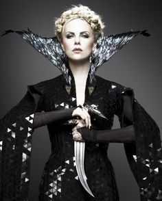 Colleen Atwood design for Snow White and the Huntsman