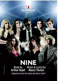 Κερδίστε 10 διπλές προσκλήσεις για την πρεμιέρα του φαντασμαγορικού μιούζικαλ Nine!