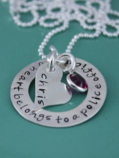 Another necklace option