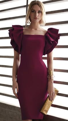 Wine red party dress cap sleeve evening dress mermaid homecoming dress A black and white patchwork party dress halter neck evening dress lace long prom [. Cap Dress, Dress Hats, Dress Outfits, Fashion Dresses, Dress Up, Red Dress Outfit, Skirt Fashion, Fashion Fashion, Dress Skirt
