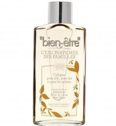 Bien-etre L'Eau Parfumee des Familles : French Pharmacy Discovery and Review