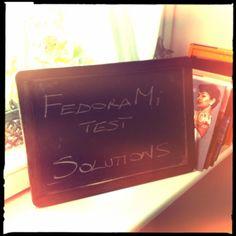 Discover which FedoraMi are you.-fedorami