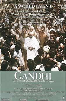 1982 GANDHI Richard Attenborough [Producer]