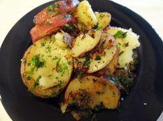 Parsleyed Potatoes (Parsley Potatoes)