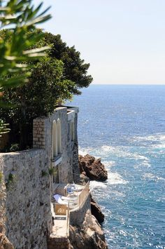 Eze, France…this was my Riviera choice