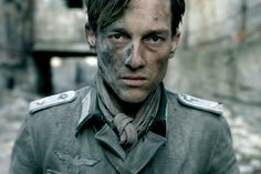 here's the uniform jacket from 1944 on (patinated) of the main character Friedhelm (Tom Schilling):