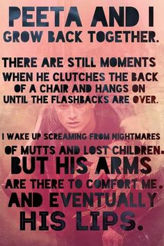 The Hunger Games.... I LOVE THIS TRILOGY!