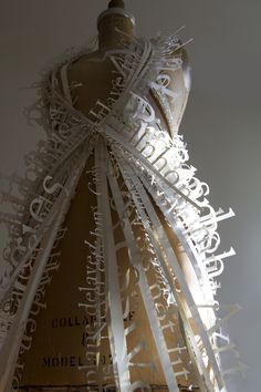 Sopi Su- Typography Dress