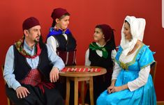 Mykonos, Santorini, Folk Costume, Costumes, Greek Apparel, Greek Clothing, Paros, Greeks, Islands