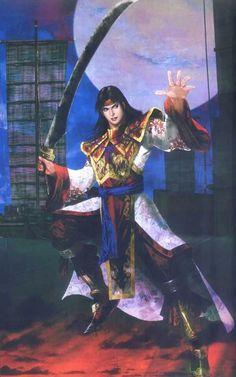 Zhou Yu Illustration