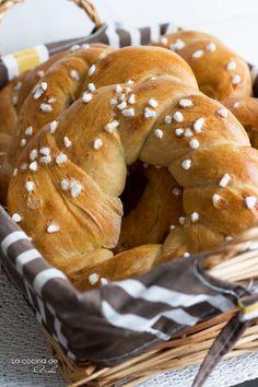 Italian easter bread #BreadBakers