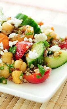Quick and easy quinoa combos