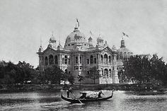 Brazil Building - World's Fair Chicago 1893 (French Renaissance, considered most beautiful)