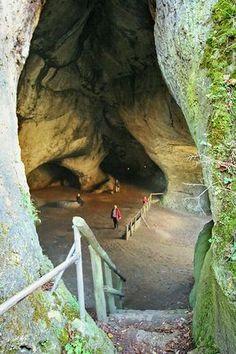Höhlen und Grotten - Fränkische Schweiz