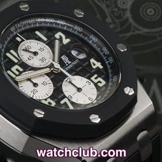 "AUDEMARS PIGUET Royal Oak Offshore ""Rubber Clad"" - Full Set REF: 25940SK.OO.D002CA.01 