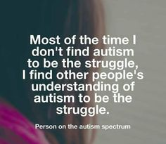 "From now on When people tell me ""autism isn't real"" or try to manufacture some ""advice"" I'm just gonna smile and reply ""thanks doc, you cured him!!"""