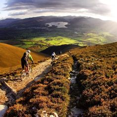 Mountain biking in the Dublin Mountains, that's one thrilling start to a adventure Visit Dublin, Mountain Biking, Ireland, Trail, January, Country Roads, Bike, Adventure, Mountains