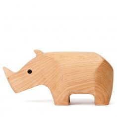 Animal Box neushoorn opbergbak