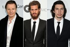 'Silence'   Directed by Martin Scorsese Starring: Liam Neeson, Andrew Garfield, Adam Driver Release date: TBA 2015  Reuniting with his Gangs of New York writer Jay Cocks, who adapted Shûsaku Endô's book, Martin Scorsese takes us to 17th century Japan where two Jesuit priests (Neeson, Garfield) find persecution when they try to spread the gospel of Christianity. Scorsese's new project recalls his past work, Kundun and The Last Temptation of Christ, in subject matter and spirit.