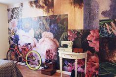 48 Eye-Catching Wall Murals to Buy or DIY via Brit + Co