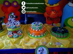 Torta Decorada de #Doki