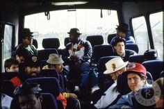 Run-D.M.C. & The Beastie Boys by Ricky Powell